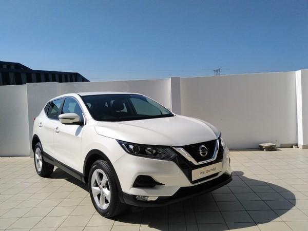 2019 Nissan Qashqai 1.2T Acenta CVT Kwazulu Natal Pinetown_0