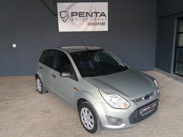 2014 Ford Figo 1.4 Tdci Ambiente  Limpopo Mokopane_0