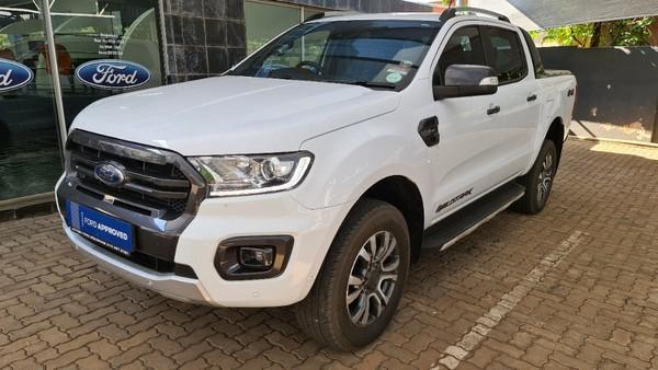 2019 Ford Ranger 2.0TDCi WILDTRAK 4X4 Auto Double Cab Bakkie Limpopo Mokopane_0
