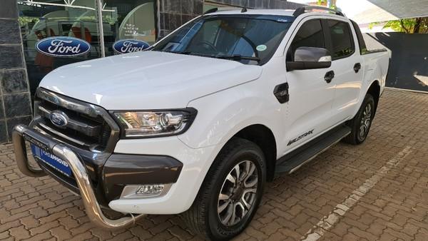 2019 Ford Ranger 3.2TDCi WILDTRAK Auto Double Cab Bakkie Limpopo Mokopane_0