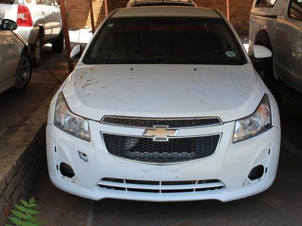 2010 Chevrolet Cruze 1.8 Ls  Free State Bloemfontein_0