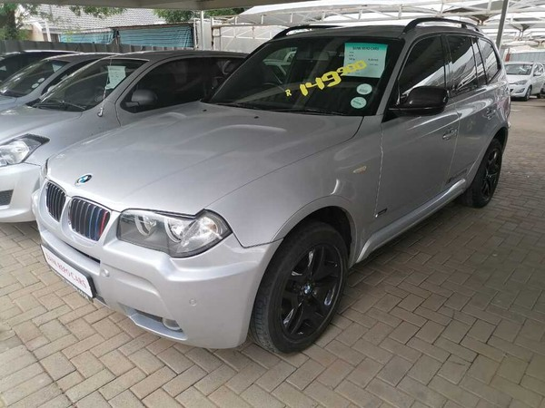 2010 BMW X3 Xdrive20d At  Free State Bloemfontein_0