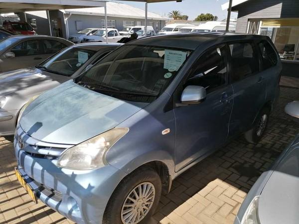 2013 Toyota Avanza 1.5 Sx At  Free State Bloemfontein_0