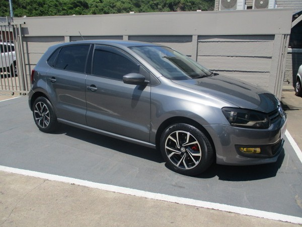 2012 Volkswagen Polo 1.6 Comfortline 5dr  Kwazulu Natal Durban_0