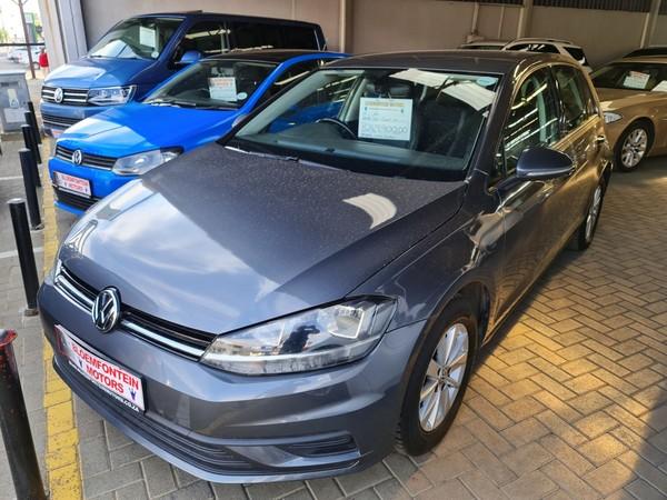 2018 Volkswagen Golf VII 1.0 TSI Trendline Free State Bloemfontein_0