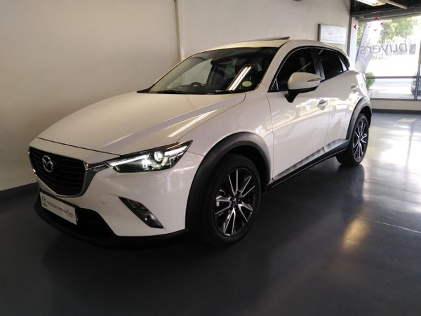 2016 Mazda CX-3 2.0 Individual Auto Gauteng Randburg_0