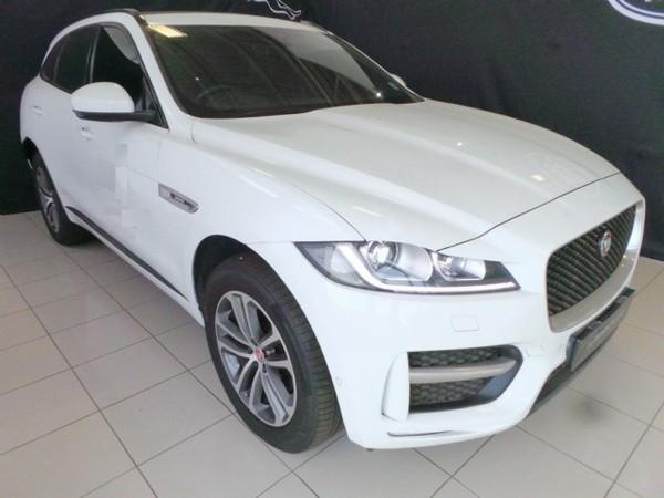 2019 Jaguar F-Pace 2.0 i4D AWD R-Sport Kwazulu Natal Umhlanga Rocks_0