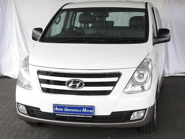 2016 Hyundai H1 2.5 CRDI Wagon Auto Western Cape Goodwood_0