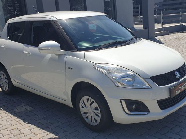 2016 Suzuki Swift 1.2 GL Eastern Cape Port Elizabeth_0