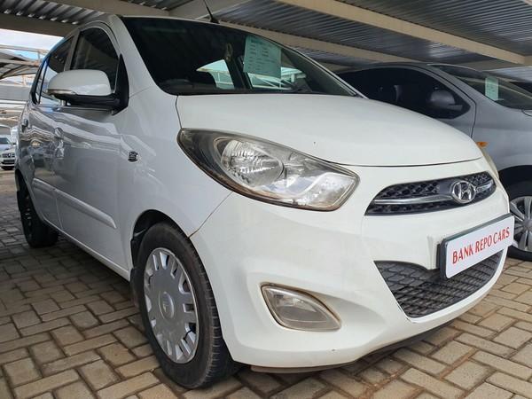 2015 Hyundai i10 1.25 Gls  Free State Bloemfontein_0