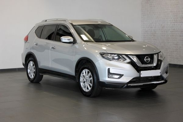 2018 Nissan X-Trail 2.5 Acenta PLUS 4X4 CVT 7S Free State Bloemfontein_0