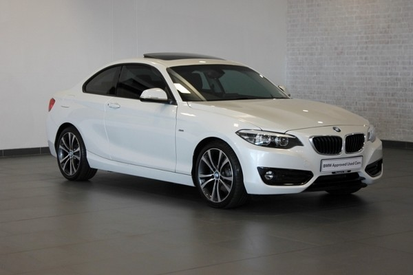 2018 BMW 2 Series 220i Sport Line Auto Free State Bloemfontein_0