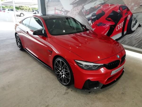 2018 BMW M4 Coupe M-DCT Competition Gauteng Bryanston_0