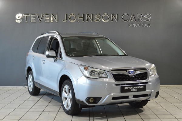 2013 Subaru Forester 2.5 Xs At  Western Cape Cape Town_0