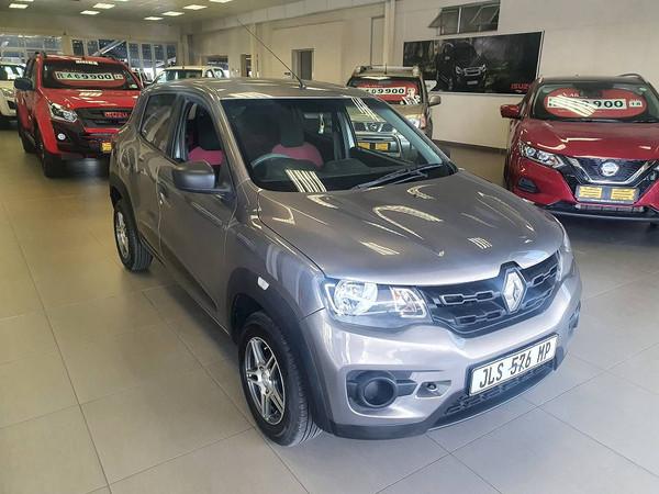 2018 Renault Kwid 1.0 Expression 5-Door Mpumalanga White River_0