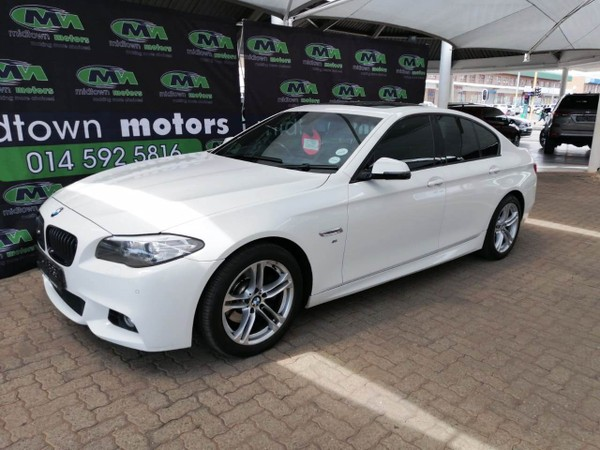 2014 BMW 5 Series 520D Auto M Sport North West Province Rustenburg_0