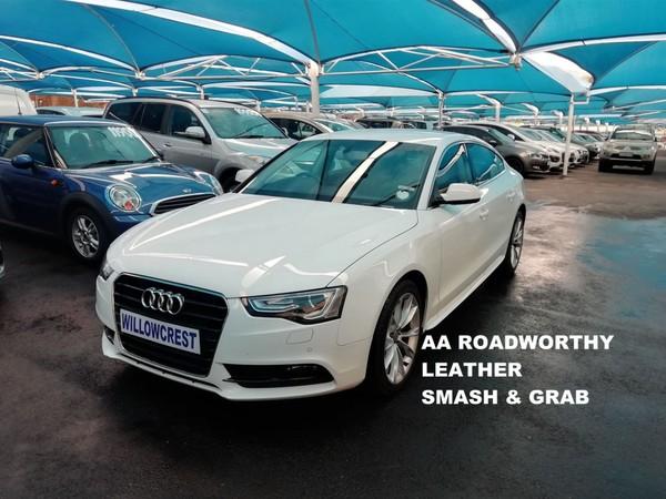 2014 Audi A5 Sprtback 2.0 Tdi Multi  Gauteng Randburg_0