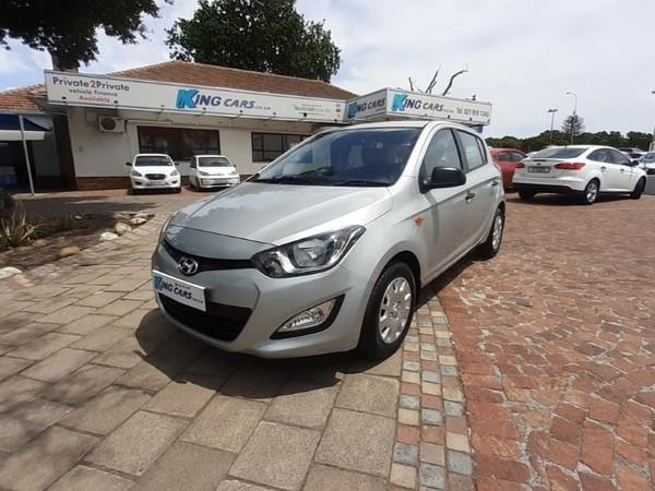 2013 Hyundai i20 1.2 Motion  Western Cape Bellville_0