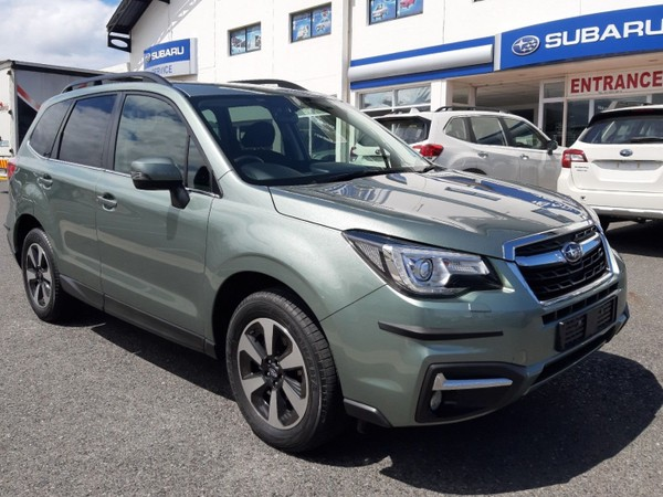 2018 Subaru Forester 2.5 XS CVT Western Cape Strand_0