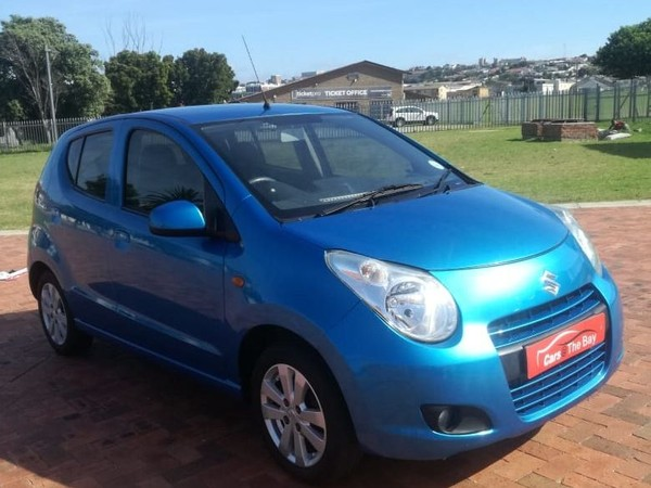 2011 Suzuki Alto 1.0 Gl  Eastern Cape Port Elizabeth_0