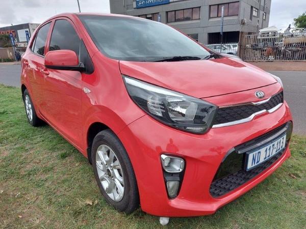 2019 Kia Picanto 1.2 Style Auto Kwazulu Natal Durban_0