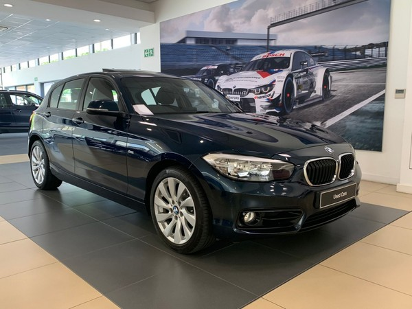 2016 BMW 1 Series 118i Sport Line 5DR Auto f20 Western Cape Stellenbosch_0