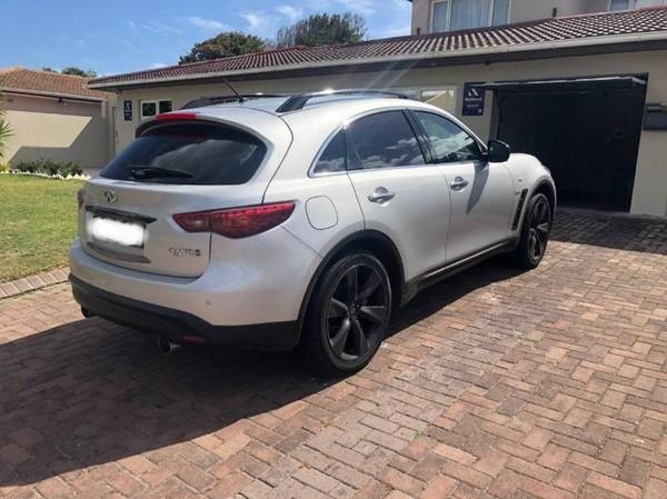 2016 Infiniti QX70 Fx30d S Premium  Western Cape Table View_0