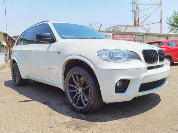 2012 BMW X5 xDRIVE40d M-Sport Auto Mpumalanga Middelburg_0