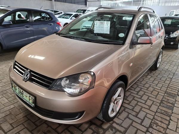 2014 Volkswagen Polo Vivo GP 1.6 MAXX 5-Door Free State Bloemfontein_0