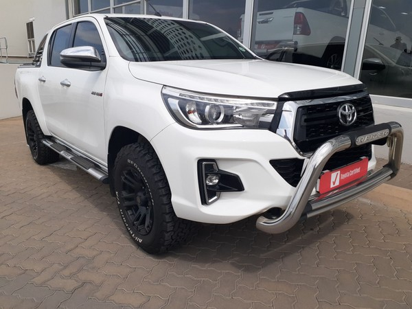 2019 Toyota Hilux 2.8 GD-6 Raider 4X4 Auto Double Cab Bakkie North West Province Rustenburg_0