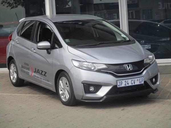 2020 Honda Jazz 1.5 Elegance CVT Gauteng Roodepoort_0