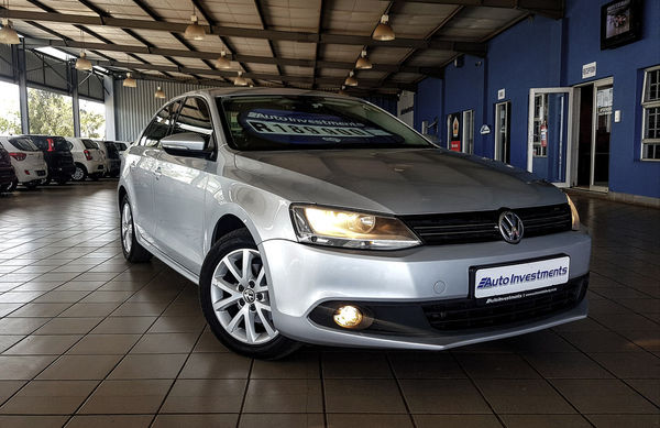 2013 Volkswagen Jetta Vi 1.6 Tdi Comfortline Dsg  Mpumalanga Middelburg_0