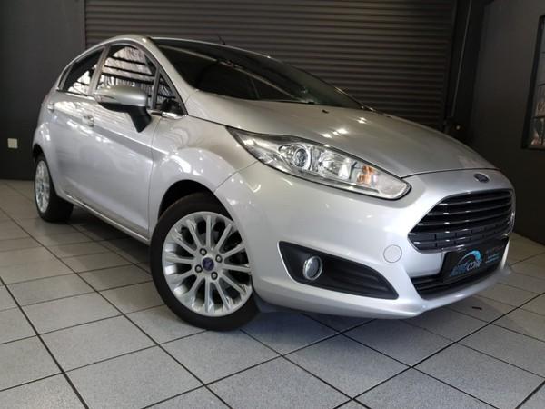 2013 Ford Fiesta 1.0 Ecoboost Titanium 5dr  Gauteng Bryanston_0