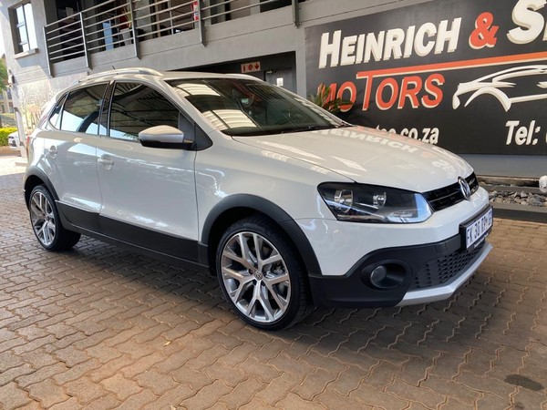 2016 Volkswagen Polo GP 1.4 TDI Cross Gauteng Pretoria_0