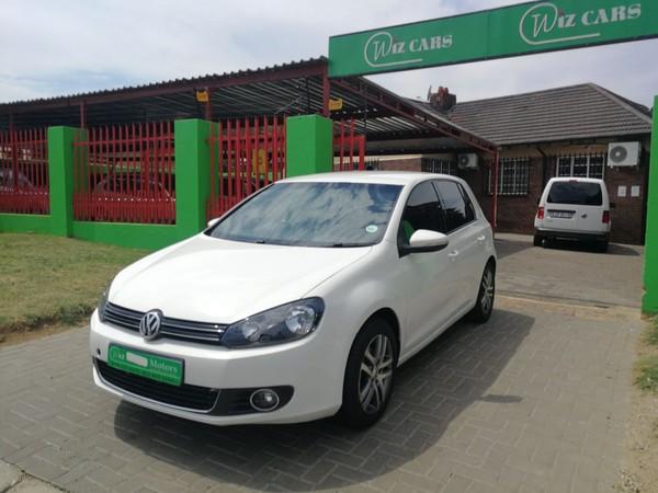2012 Volkswagen Golf Vi 1.4 Tsi Comfortline  Gauteng Kempton Park_0
