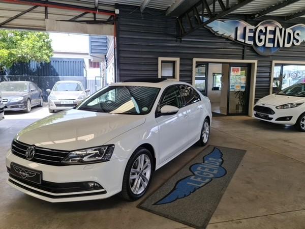 2018 Volkswagen Jetta GP 1.4 TSI Comfortline DSG Western Cape Strand_0
