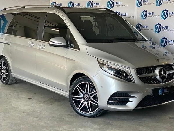 2019 Mercedes-Benz V-Class V250d Auto Gauteng Sandton_0