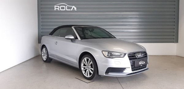 2016 Audi A3 1.4T FSI S Stronic Cabriolet Western Cape Somerset West_0
