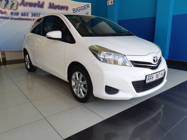 2013 Toyota Yaris 1.0 Xs 3dr  North West Province Klerksdorp_0