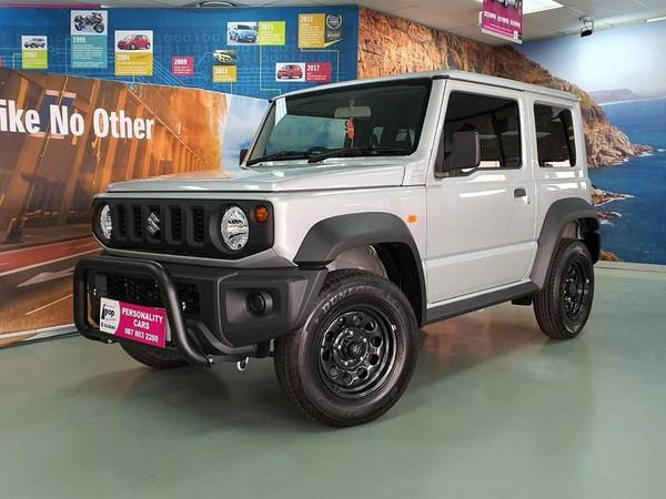 2020 Suzuki Jimny 1.5 GA Gauteng Johannesburg_0