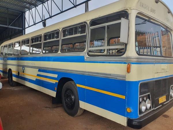 1977 Mercedes-Benz Commercial 77 SEATER AND 18 STANDING BUS Mpumalanga Mpumalanga_0