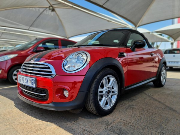 2015 MINI Cooper Convertible At  Gauteng Johannesburg_0
