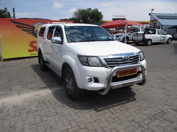 2012 Toyota Hilux 4.0 V6 Raider Rb At Pu Dc  Gauteng North Riding_0