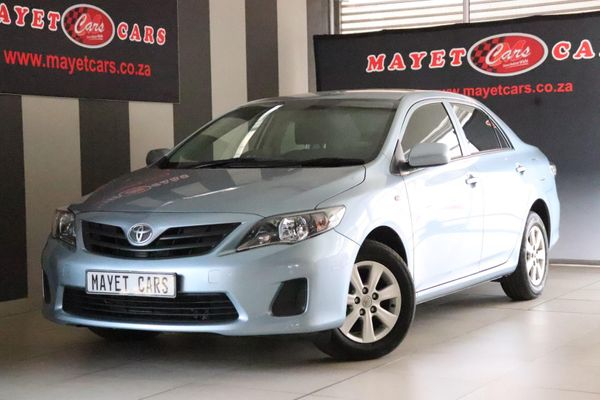 2019 Toyota Corolla Quest 1.6 Plus Mpumalanga Delmas_0