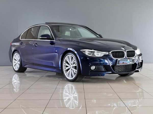 2015 BMW 3 Series 320D 40YR Edition Auto Gauteng Nigel_0