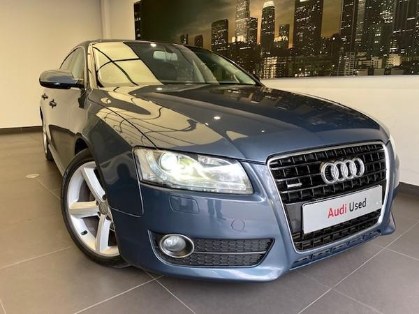 2010 Audi A5 Sprtback 3.0tdi Quatt Strnic  Free State Bloemfontein_0