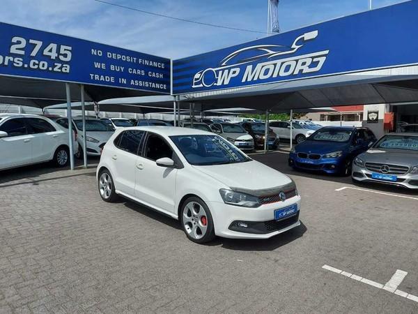 2012 Volkswagen Polo Gti 1.4tsi Dsg  Western Cape Bellville_0