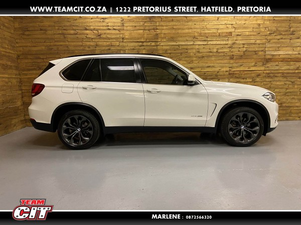 2014 BMW X5 xDRIVE30d M-Sport Auto Gauteng Pretoria_0