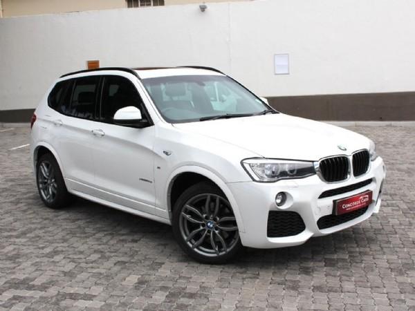 2015 BMW X3 xDRIVE20d M Sport Auto Western Cape Cape Town_0