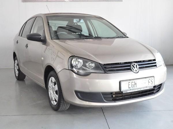 2017 Volkswagen Polo Vivo GP 1.4 Trendline Free State Bloemfontein_0
